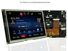 7 7inch Tft Lcd Module Touch Panel Screen Displayssd1963 Controller Withtutorial