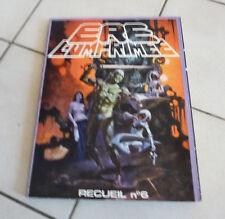 Mag BD SF Science Fiction   Ere Comprimée   Album relié / Receuil  N° 6  oct13