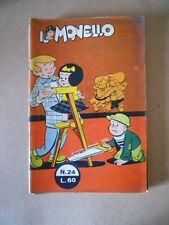 IL MONELLO n°24 1969 Speciale Zecchino D'Oro  [D1]