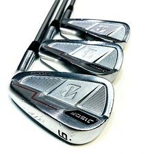 Bridgestone J15DF Irons (4-P) DG Pro Stiff - Very Good Cond, Free Post # 7645