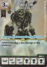Skeleton Greater Undead #85 - Dungeons & Dragons Battle for Faerun, Dice Masters