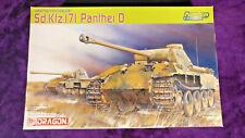 Dragon 6299 1:35 Panther Ausf.D Sd.Kfz.171 Medium Tank Model Kit *SEALED BAGS*