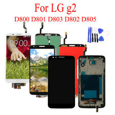 OEM For LG G2 D800 D801 D802 LCD Digitizer Display Touch Screen Assembly Repair
