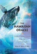 New, The Hawaiian Oracle: Animal Spirit Guides from the Land of Light (Book & Ca