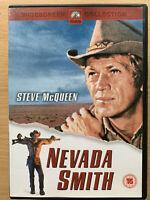 Nevada Smith DVD 1966 Western Film Movie Classic starring Steve McQueen