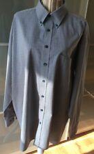 Royal Class  --- graues Herrenhemd  ---  Größe XXL (45/46) -