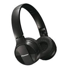 Pioneer SEMJ553BT Black Bluetooth On-ear Wireless Headphones/Mic for Smartphones