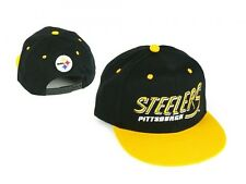 "NFL Hat - Cap, ""Pittsburgh Steelers"" (Snap Back) NEW"