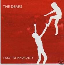 (720I) The Dears, Ticket to Immortality - DJ CD