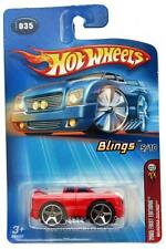 2005 Hot Wheels #035 Blings First Editions Quadra-Sound 5 spoke