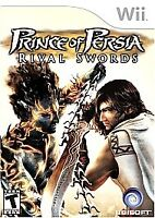 Prince Of Persia Rival Swords Wii Game Only 80