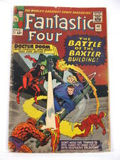 Fantastic Four (Vol.1) #40-42, 47.   LOT of 4 Books in VG condition. LEE/KIRBY!