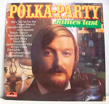 "33 tours JAMES LAST Disque Vinyl LP 12"" POLKA PARTY - POLYDOR 2371190"