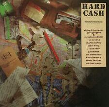 RICHARD THOMPSON PLUS OTHERS Hard Cash 1990 (Vinyl LP)