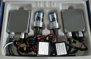KIT XENON XENO DC H7 6000K 35W 12V + FILTRI WARNING CANCELLER HID BALLAST AUTO