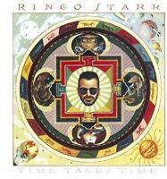 RINGO STARR - TIME TAKES TIME  CD NEU