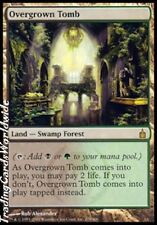 Overgrown Tomb // NM // Ravnica // engl. // Magic the Gathering