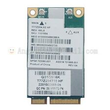 HP Wireless UN2430 Gobi3000 mobile broadband 3G WWAN Card 702080-001 634400-001