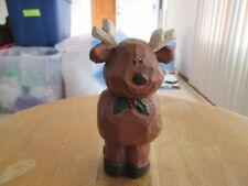 Eddie Walker * Midwest of Cannon Falls * Reindeer Figurine