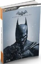 Batman: Arkham Origins Signature Series Strategy Guide (Bradygames Signature