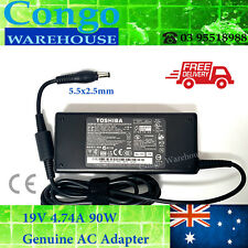 19V 4.74A 90W Original Charger AC Adapter For Toshiba Satellite L750 L750D L850D