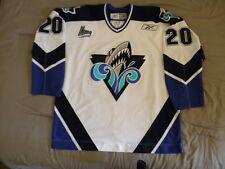 Rimouski Oceanic game worn used gamer jersey Alexandre Brunet size 56 QMJHL CHL