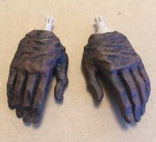 ThreeA 1/6 Cherry Bomb Hands And Wrist Pegs - 3A Ashley Wood Adventure Kartel