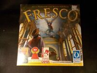 Fresco from Queen Games (2010) Marco Ruskowski and Marcel Subelbeck BRAND NEW!