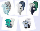 Carter's Baby Boys 3-Piece Bodysuit and Pant Set - Size: Newborn - NEW/NWT