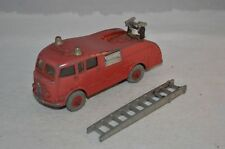Dinky Toys 955 commer fire engine in fair to good condition