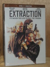 Extraction (DVD, 2016) Bruce Willis Kellan Lutz Gina Carano