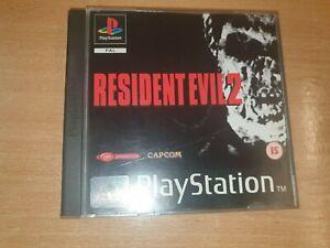 Resident Evil 2 (PlayStation 1, 2000)