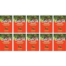 Chicza Organic Chewing Gum - Cinnamon - Full Box - 10 Packs