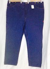 "Carpenter/Construction Worker Denim Pants. NWT. Size 50"" Waist/32 Inseam."