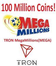 *WATCH VIDEO!* 100,000,000 TRONMegaMillions (MEGA) CRYPTO MINING CONTRACT