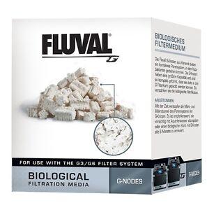 Fluval G3 & G6 Ceramic G-Nodes Biological Filtration Aquarium Filter Media