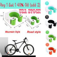 Indoor Bicycle Wall Mount Hook Road Bike Parking Buckle Portable Wall Rack US