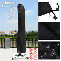 Parasol Banana Umbrella Cover Waterproof Cantilever Shield For Outdoor