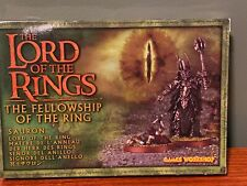 Games Workshop Lord of the Rings - Sauron, Lord of the Ring - Rare!