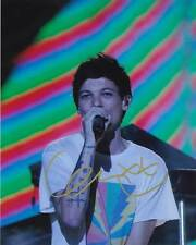 Louis Tomlinson In-Person AUTHENTIC Autographed Photo COA SHA #51997