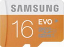 Samsung 16GB MicroSD Cell Phone Memory Cards