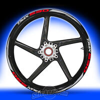 Adesivi moto YAMAHA TMAX 530 BIS RACING 5 stickers cerchi ruote wheels  mod.2