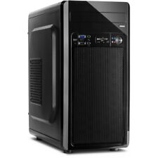 Quad CORE PC INTEL i3 9100 @4,2GHz 8-32GB DDR4 SSD+HDD UHD Grafik Win10 Computer