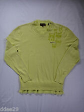 Ben Sherman Men's Fine Knit Lightweight Jumper Size L