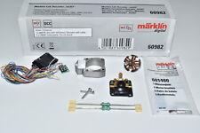 Märklin 60982 mLD3 DCC / mfx Digital- Decoder & Motor 60943 (60903) Set NEU &OVP