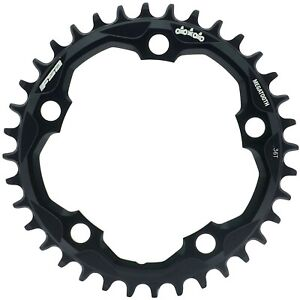 NEW FSA Super Megatooth 1x11 36T 110mm 5 Arm Chainring, 110 BCD 36 Teeth 5 Bolt