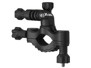 XCEL 360° Roll Bar Mount Compatible w/ GoPro & XCEL Cameras