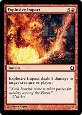 MTG Magic RTR - (4x) Explosive Impact/Impact explosif, English/VO