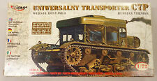 Mirage 1/72 Universal Transporter C7P Russian Version Model Kit 72893