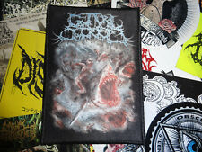 Guttural Secrete 10/14 CM Patch Aufnäher Death Metal Devourment